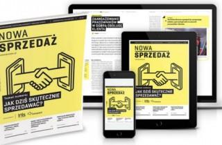 Nowa sprzedaż - publikacja Rafała Judka